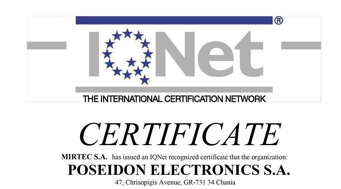 Poseidon Electronics, Chania, Crete